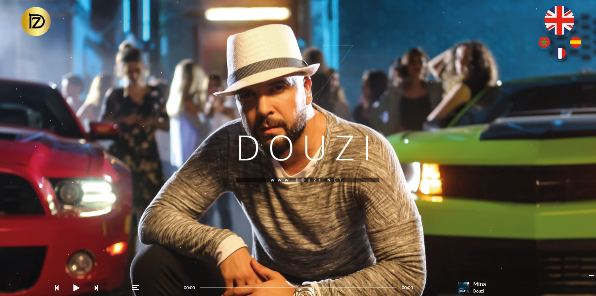 music mp3 douzi mina